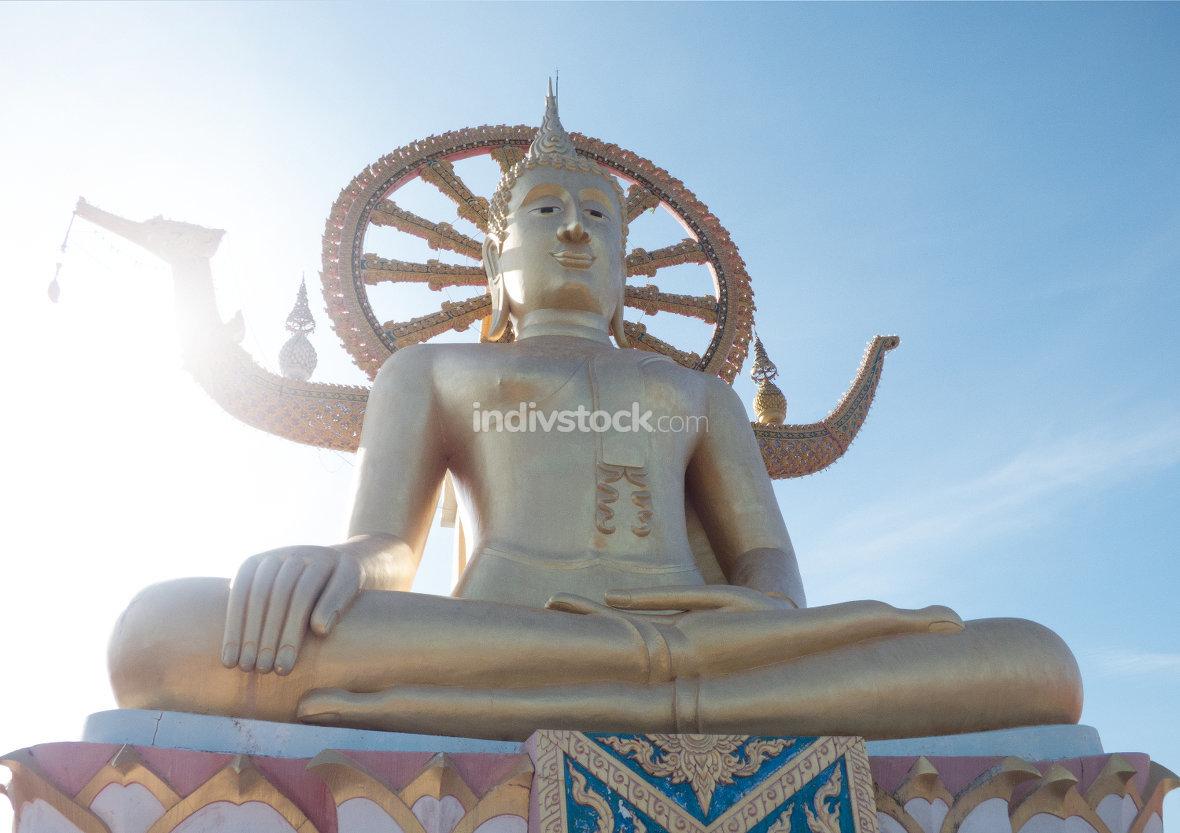 free download: ko samui thailand big buddha free stock photo