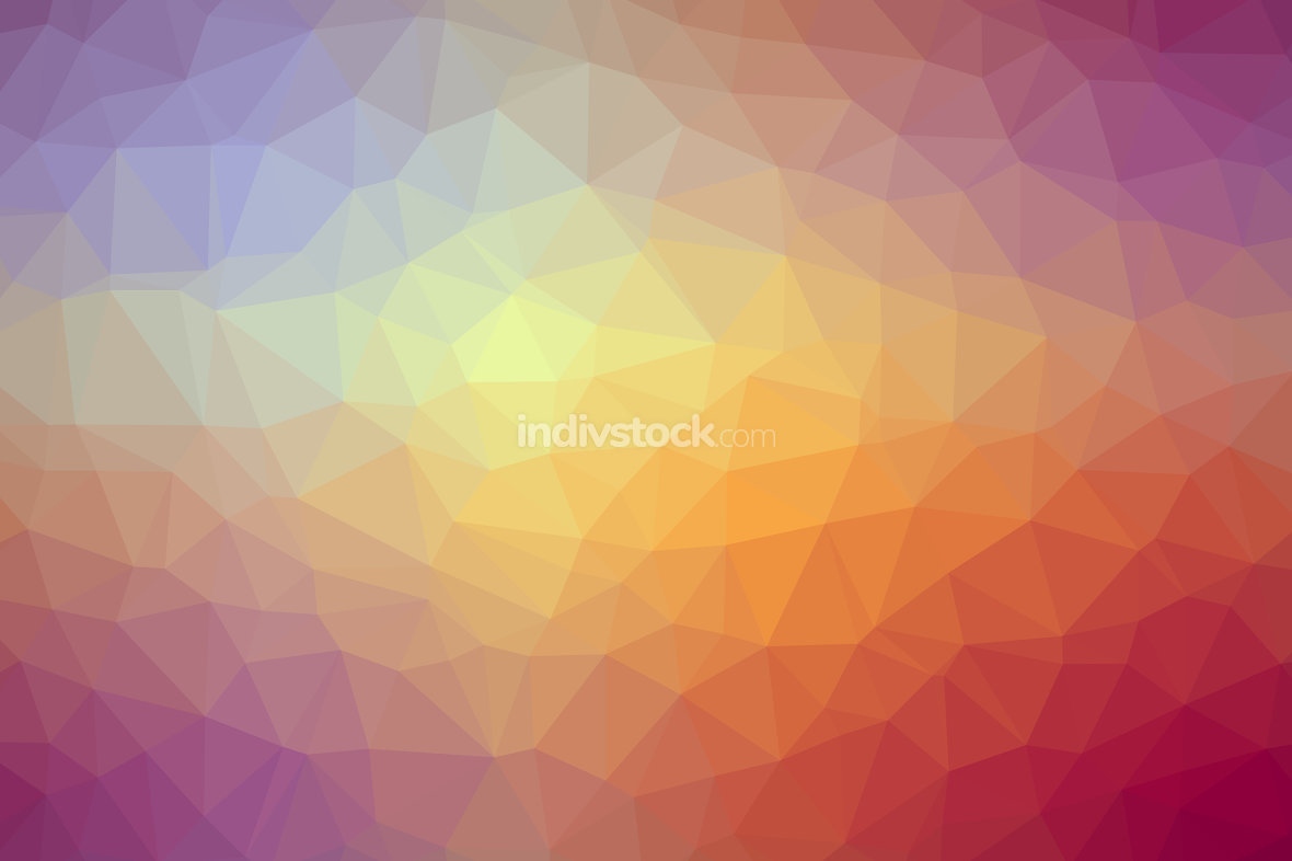 Gradient Triangle Abstract 10