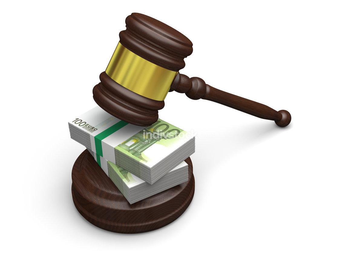 Money in law