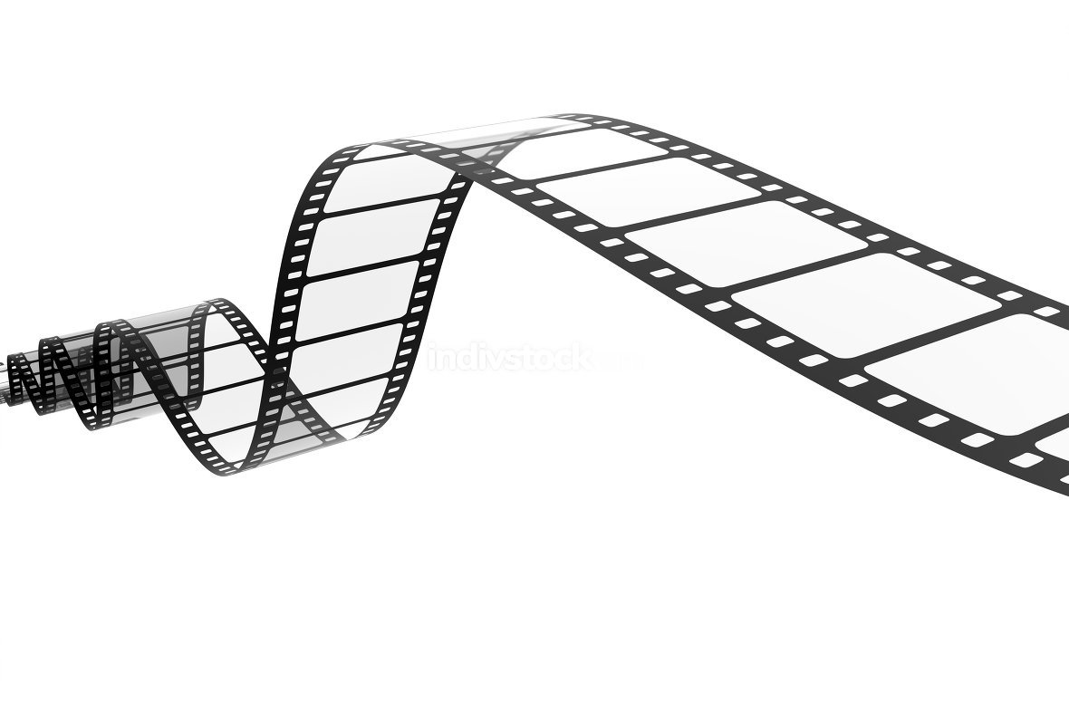 vintage film strip