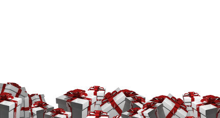 free download: Christmas gifts 3d render