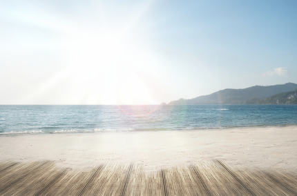 free download stock photo summer beach background