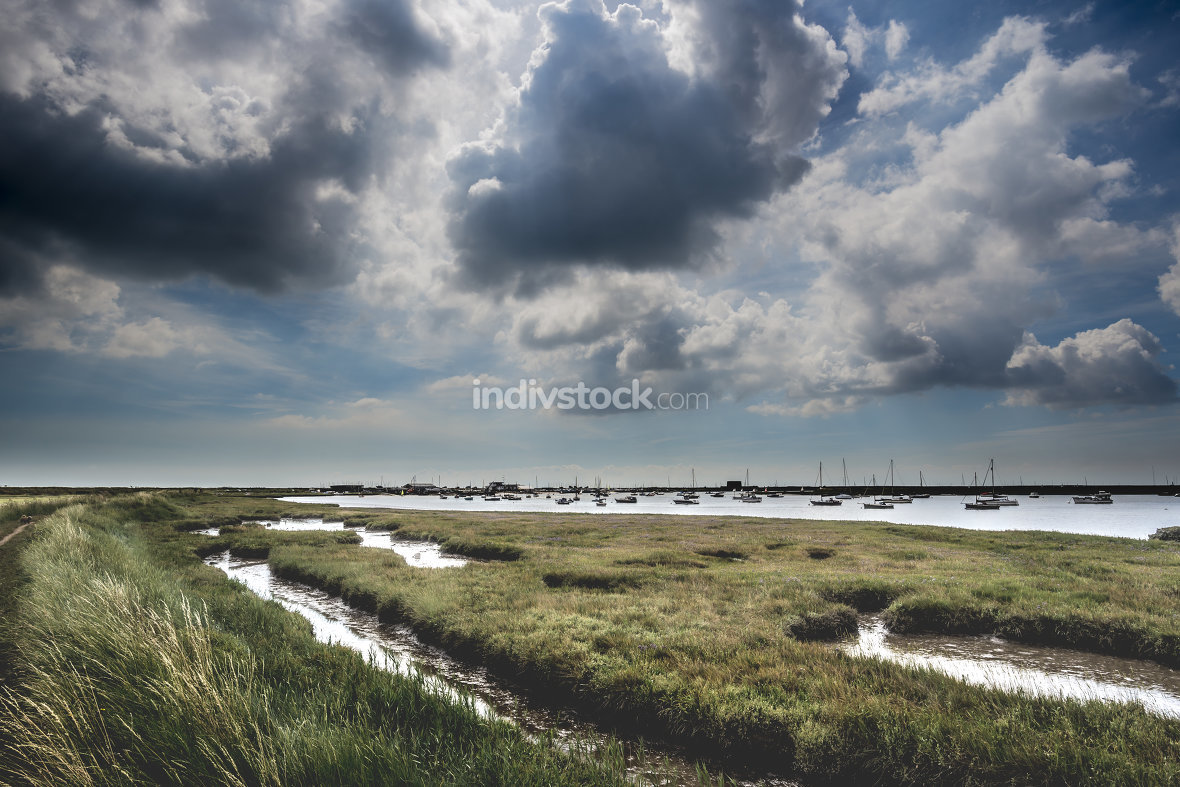 Brooding Suffolk Landscape