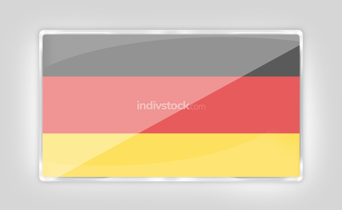 creative modern icon button germany style transparency