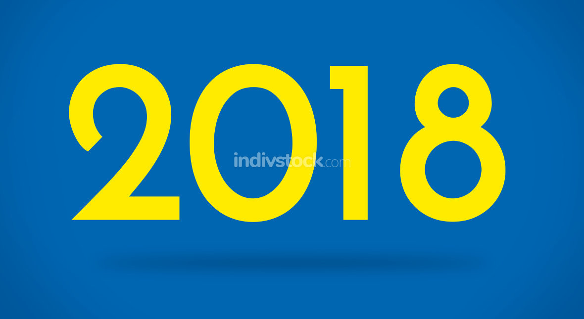 free download: 2018 blue yellow
