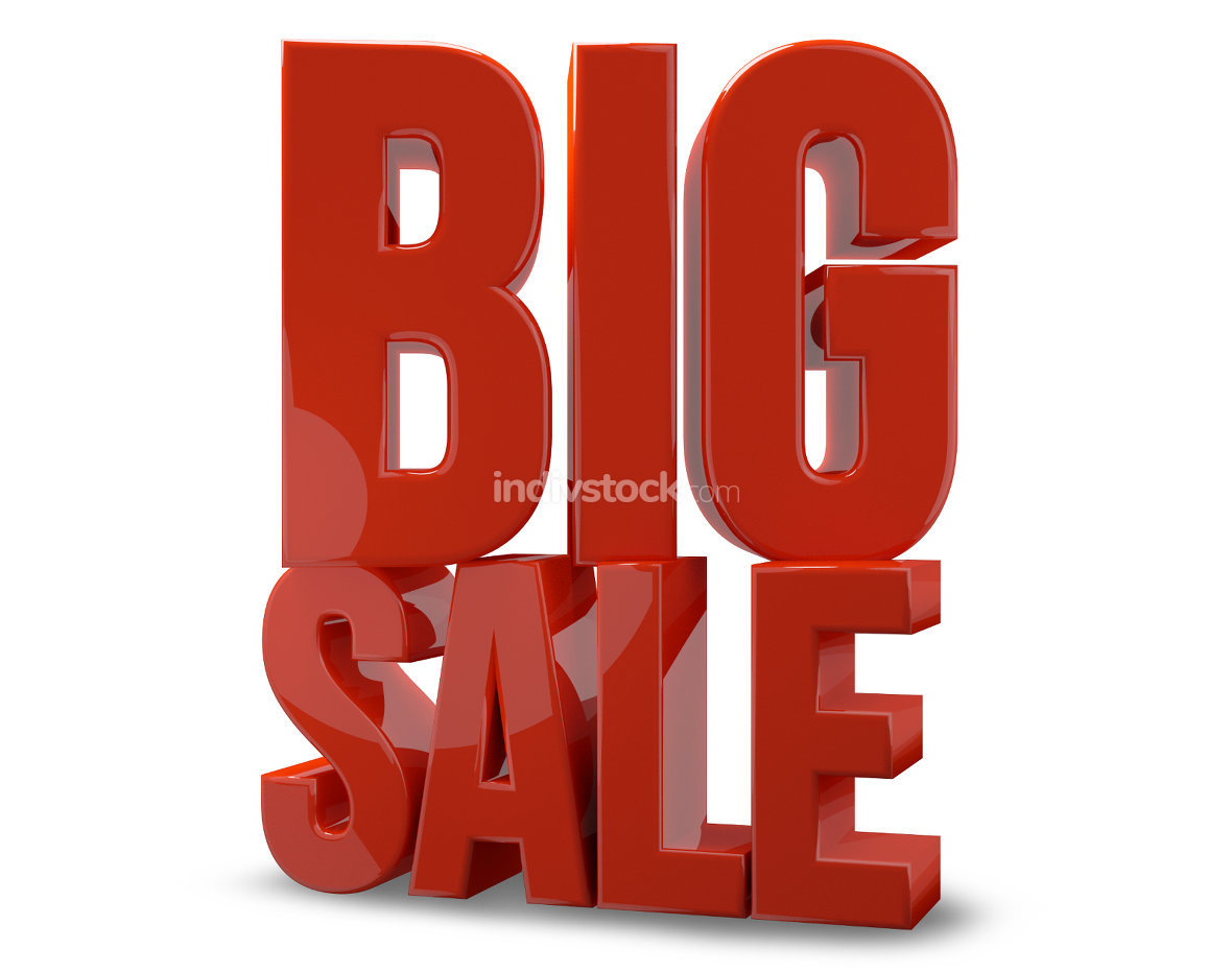free download: big sale red