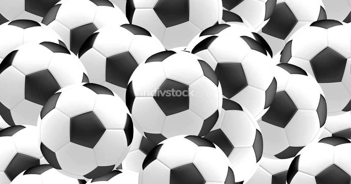 free download: football ball. soccer football ball 3d render
