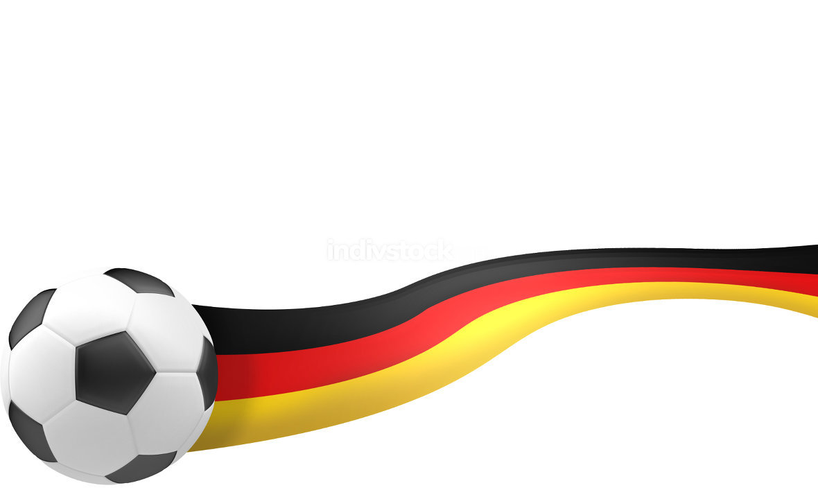 free download: germany soccer banner