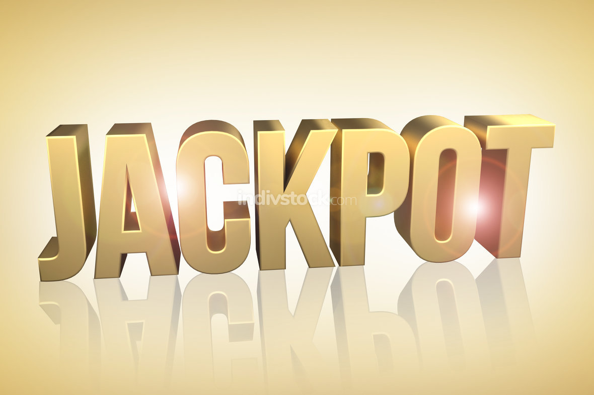free download: Jackpot 3d render