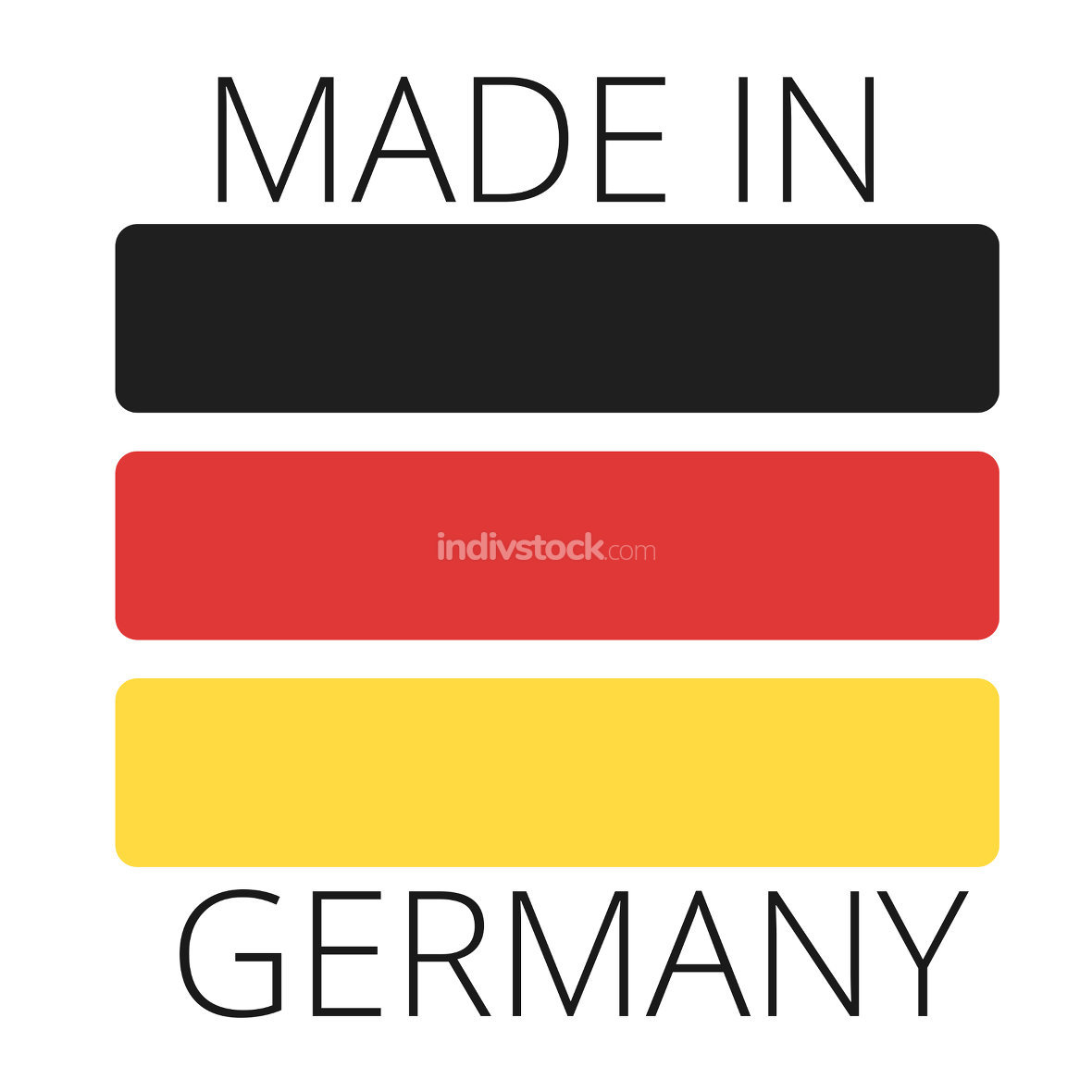 free download: Made in Germany symbol