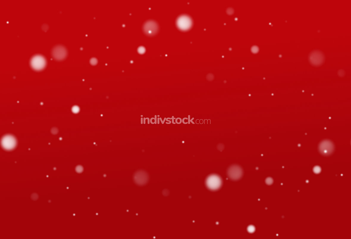 free download: snow strong red background