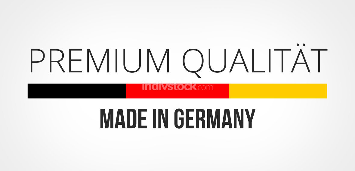 german language for premium quality made in germany