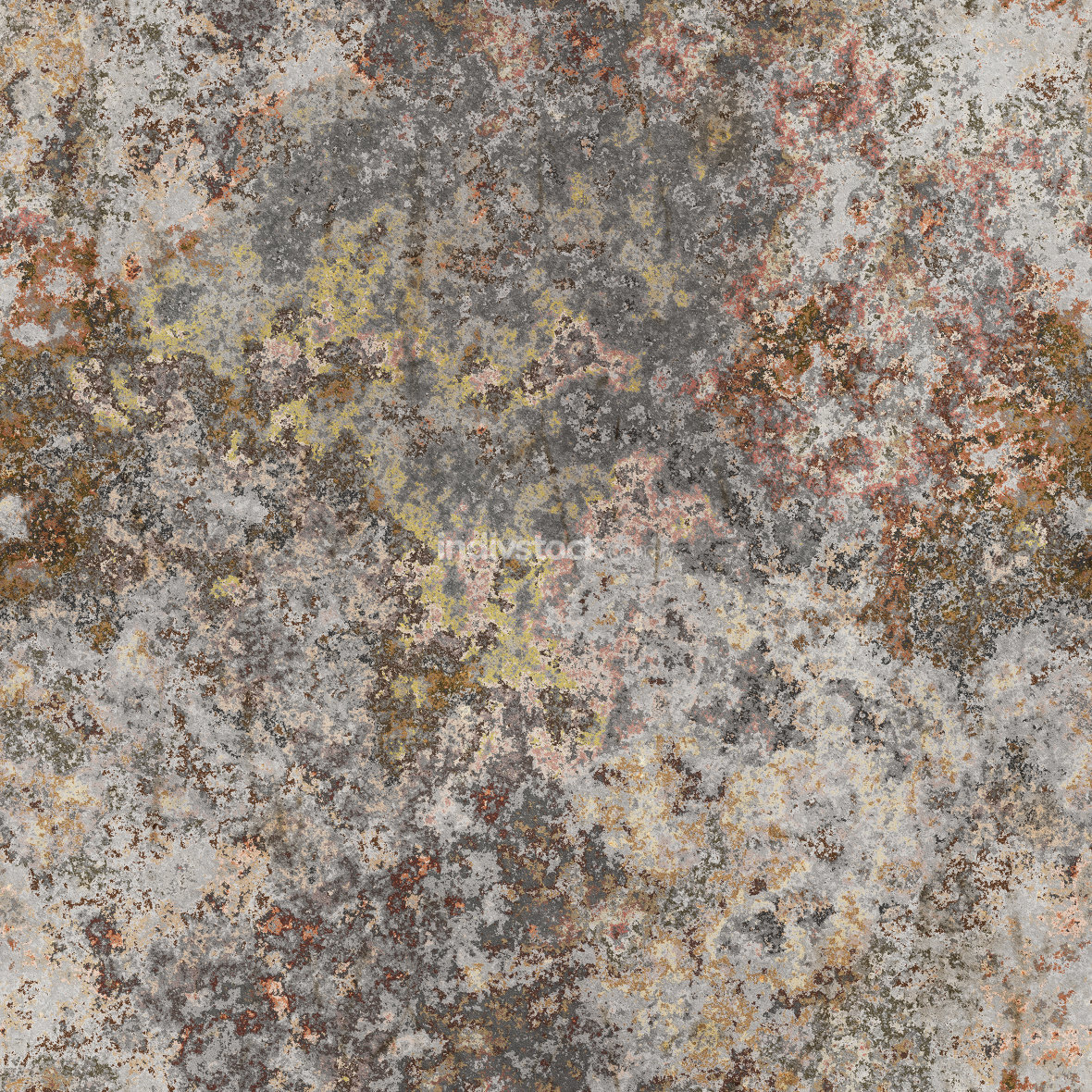 seamless lichen background