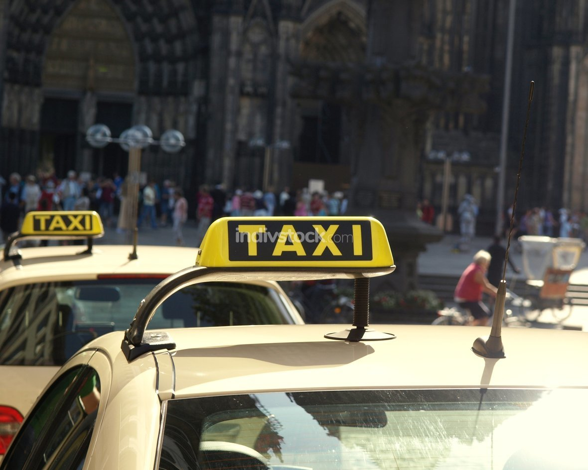 Taxi picture