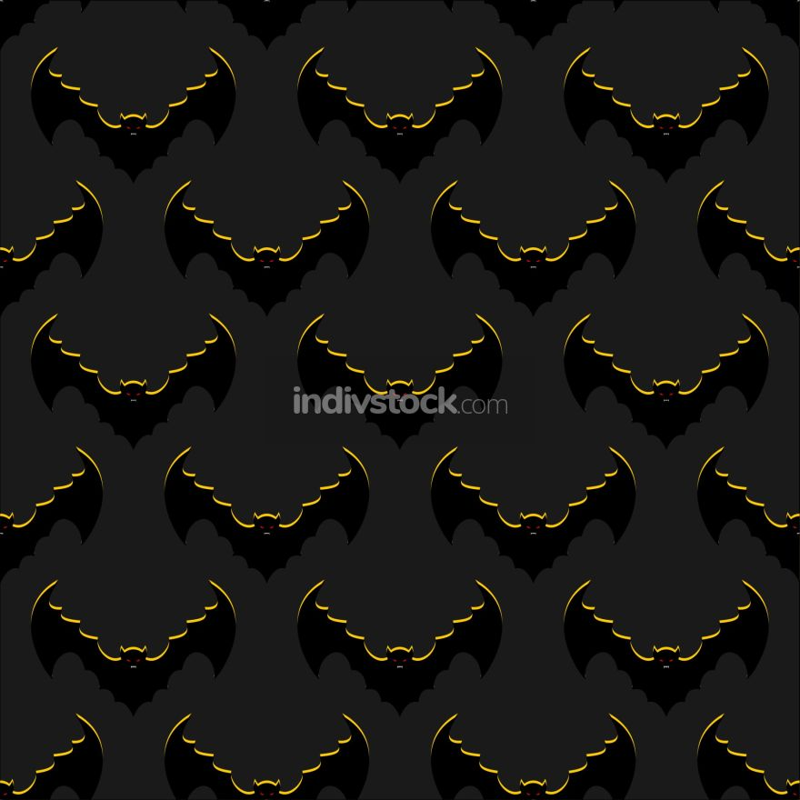 free download: Bats background. Flock of flying bloodsuckers seamless pattern.