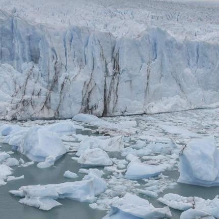 Glacier Perito Moreno, National Park Los Glasyares, Patagonia, A