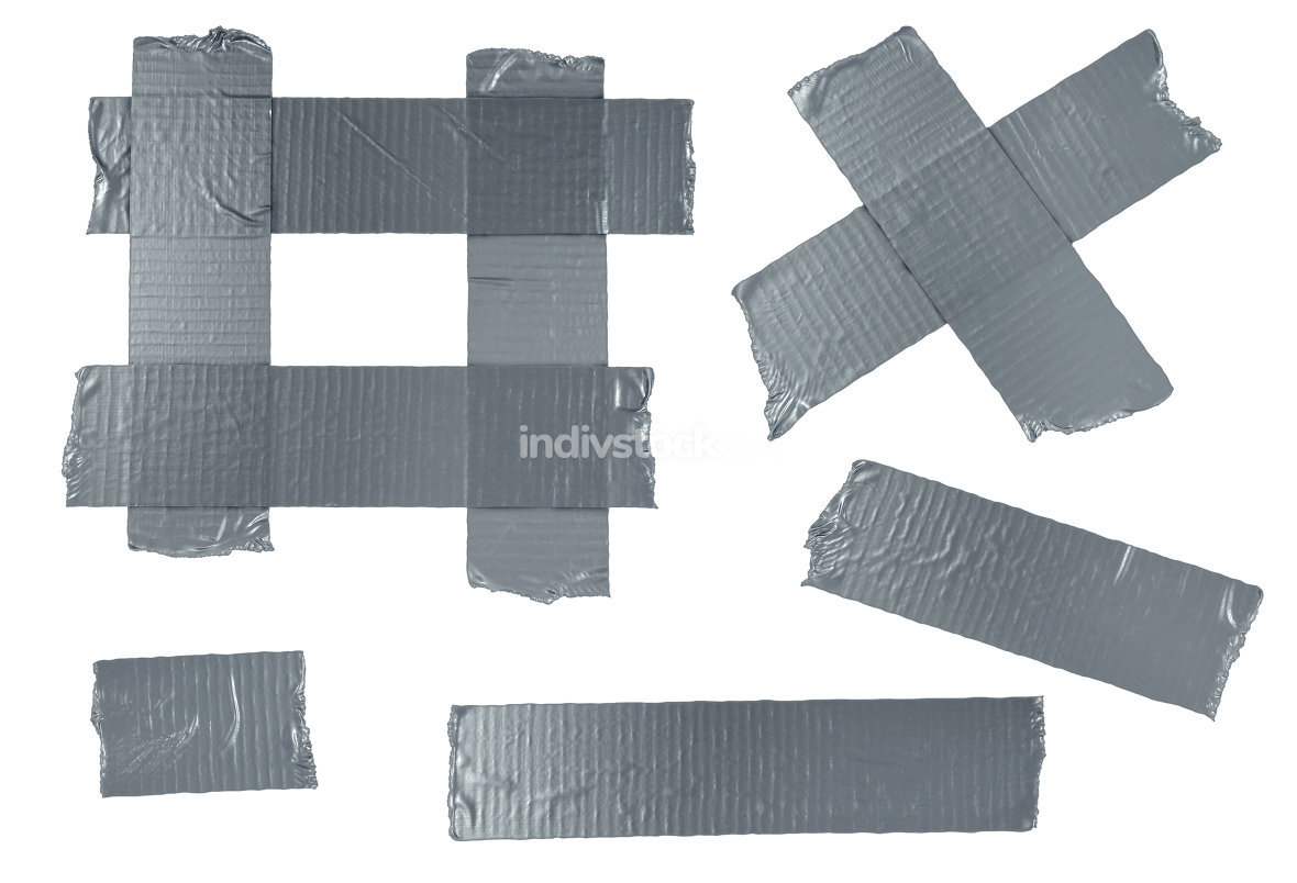 Duct Tape Isolated Elements