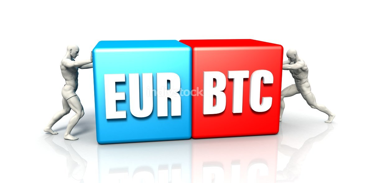 EUR BTC Currency Pair