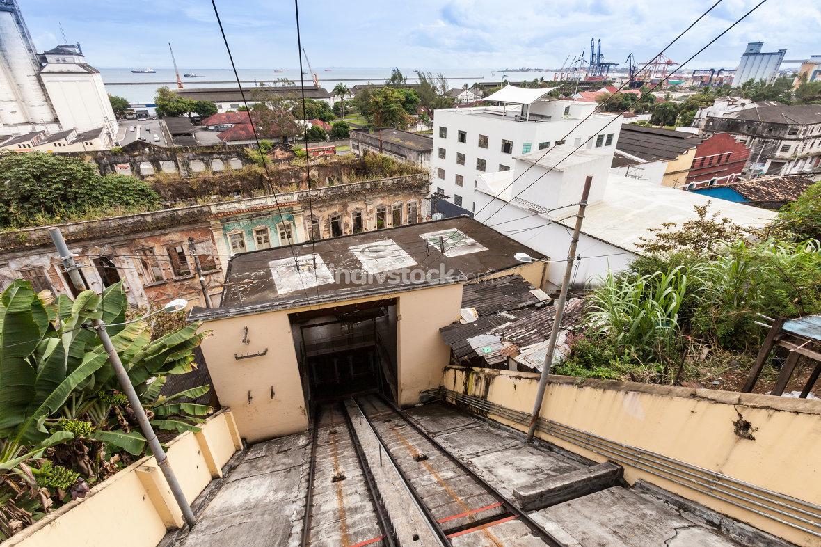 Favela, Salvador de Bahia