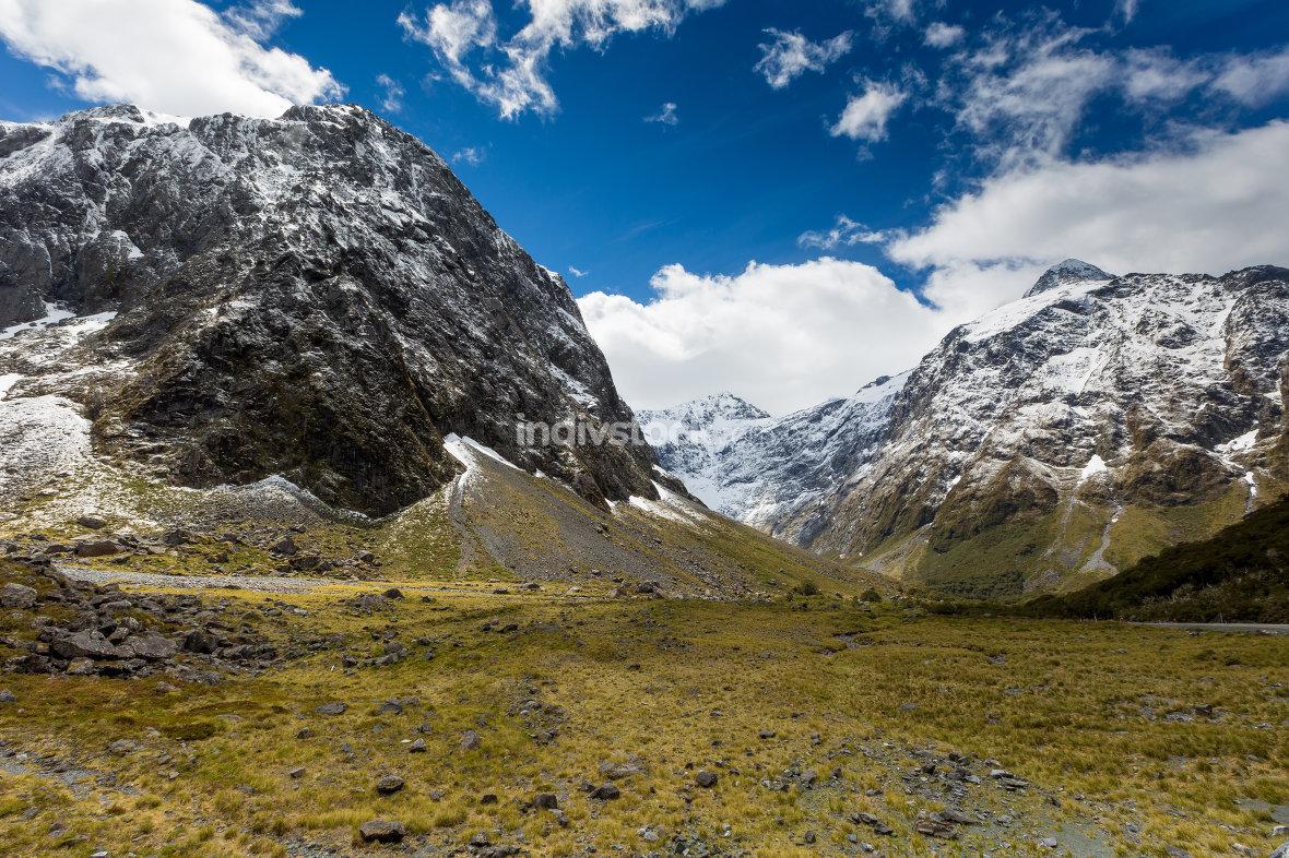 Fjordland National Park, Southern Alps, New Zealand