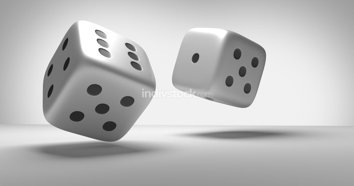 free download: cubes dices 3d render