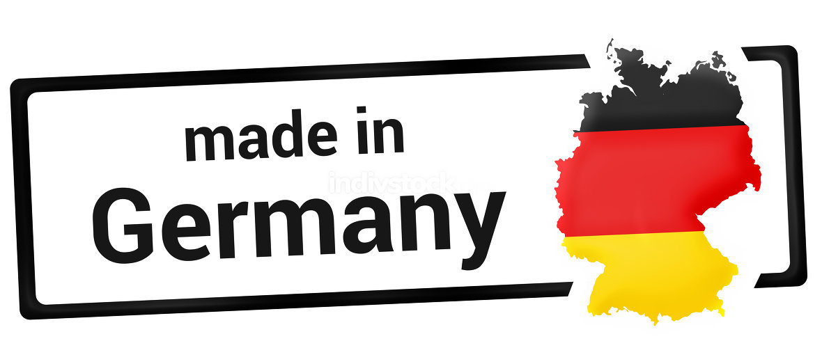 free download: made in germany. Elements of this image furnished by NASA.