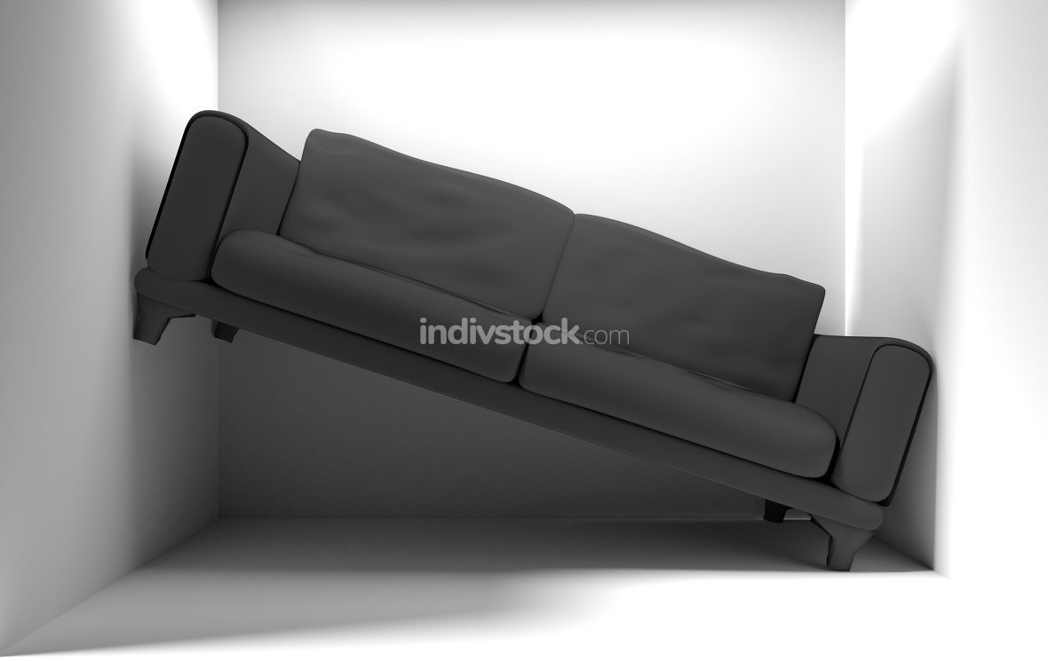 free download: too small small living room 3d render