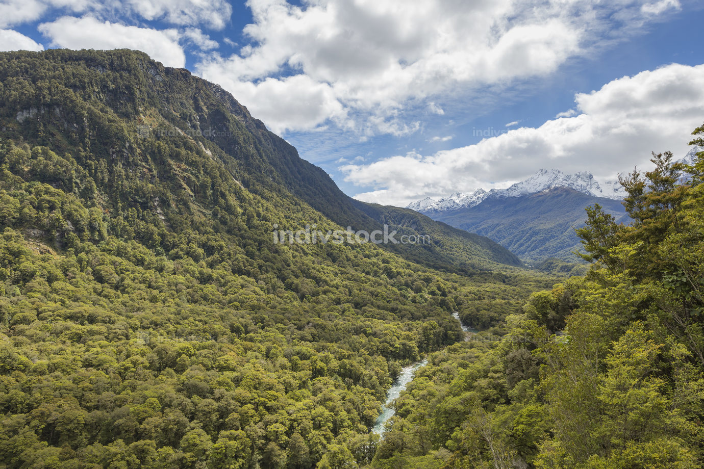 The Chasm (Fiordland, South Island, New Zealand)