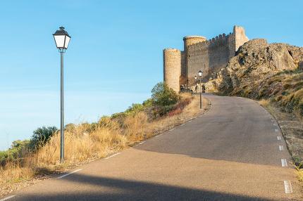 Castle of Puebla de Alcocer