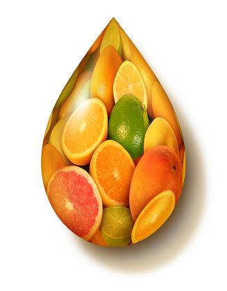 Citrus Fruit Symbol