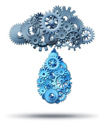 Cloud Computing Distribution