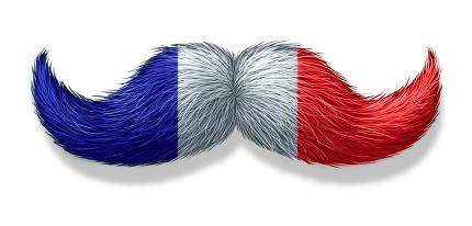 French Man Symbol