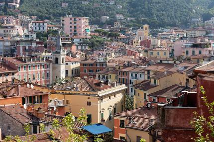 Landscape of Lerici