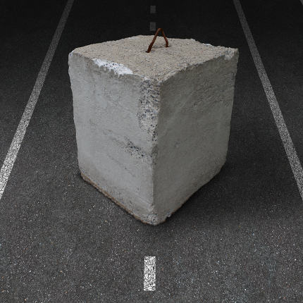 Roadblock Obstacle