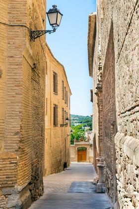 Street from Toledo