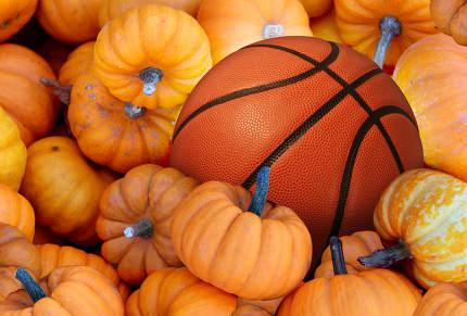 Thanksgiving Day Basketball