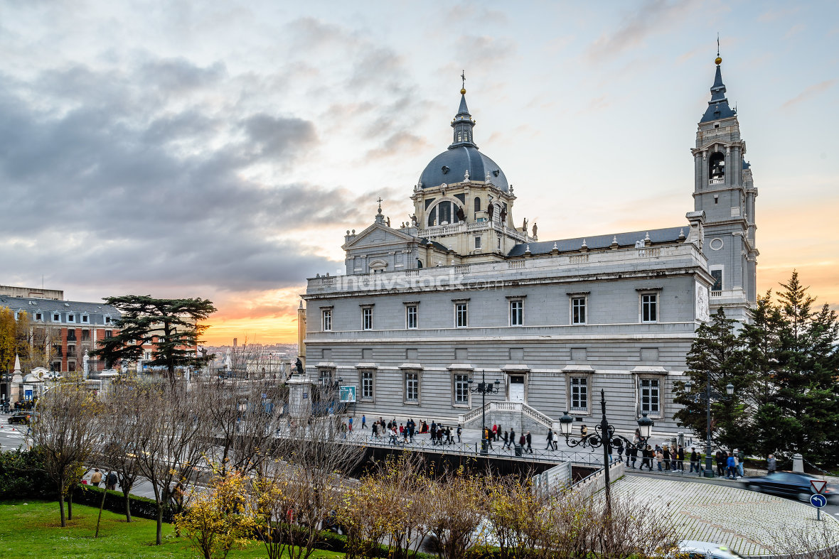 Cathedral of Madrid