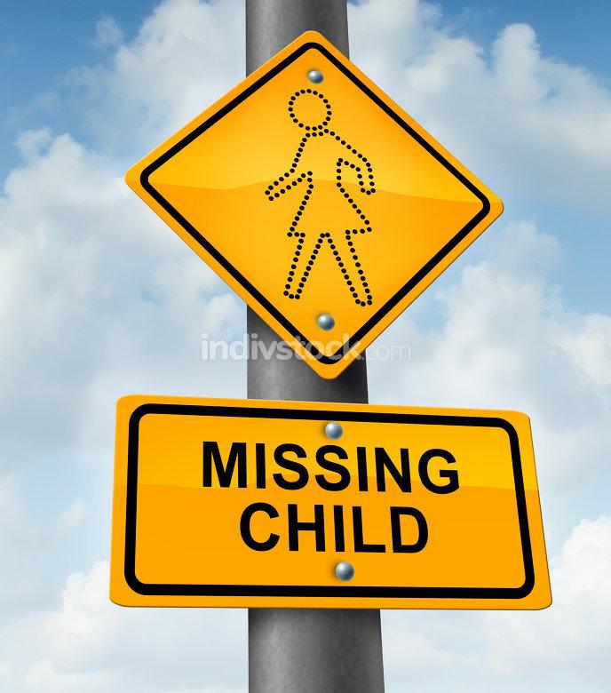 Child Missing