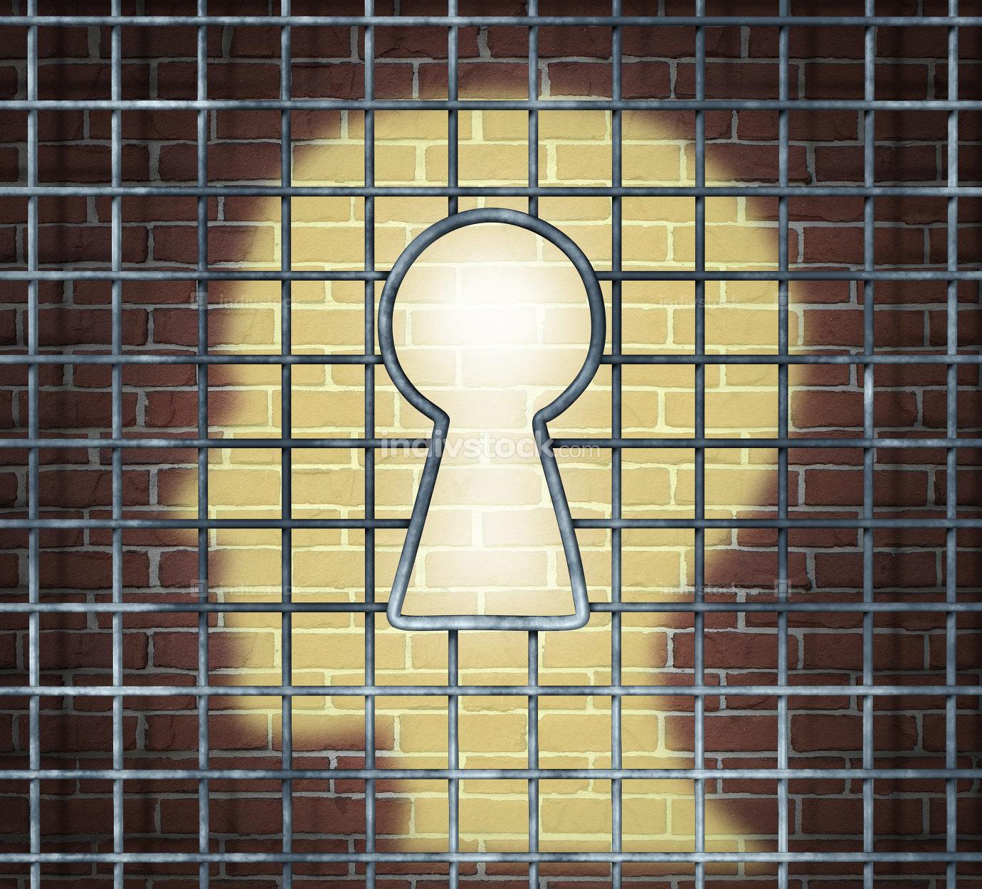 Creative Freedom Key