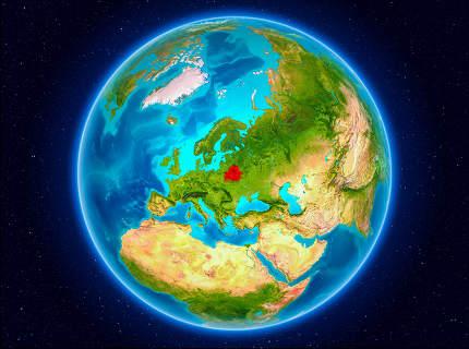 Belarus on Earth