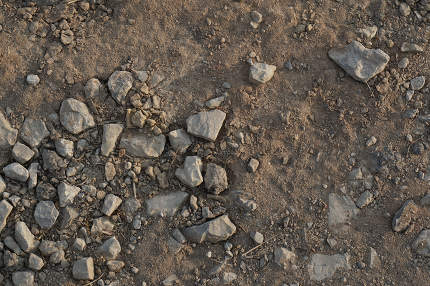 free download: dry road with dirt sand and small stones pebbles