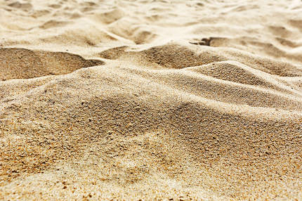 Sand abstract background