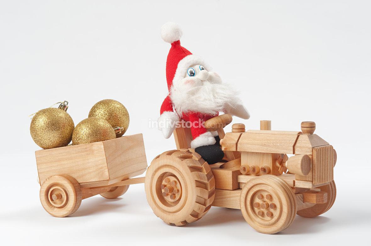 Christmas driver