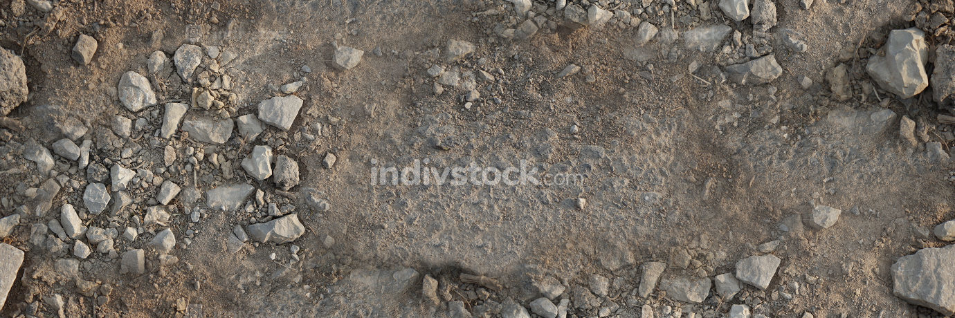 seamless dirt road texture background