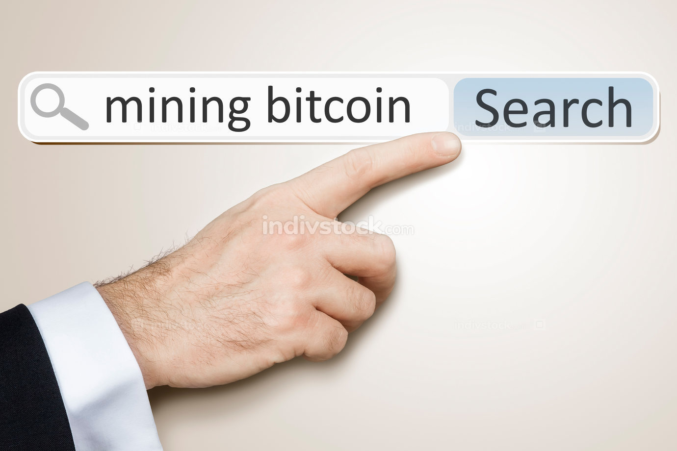 web search for mining bitcoin
