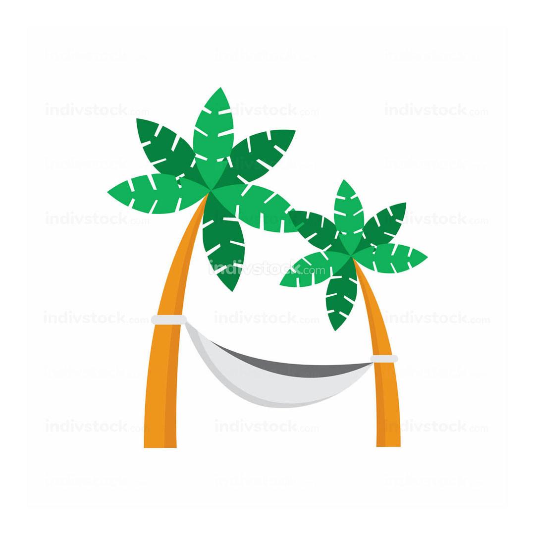 Coconut Tree Hammock