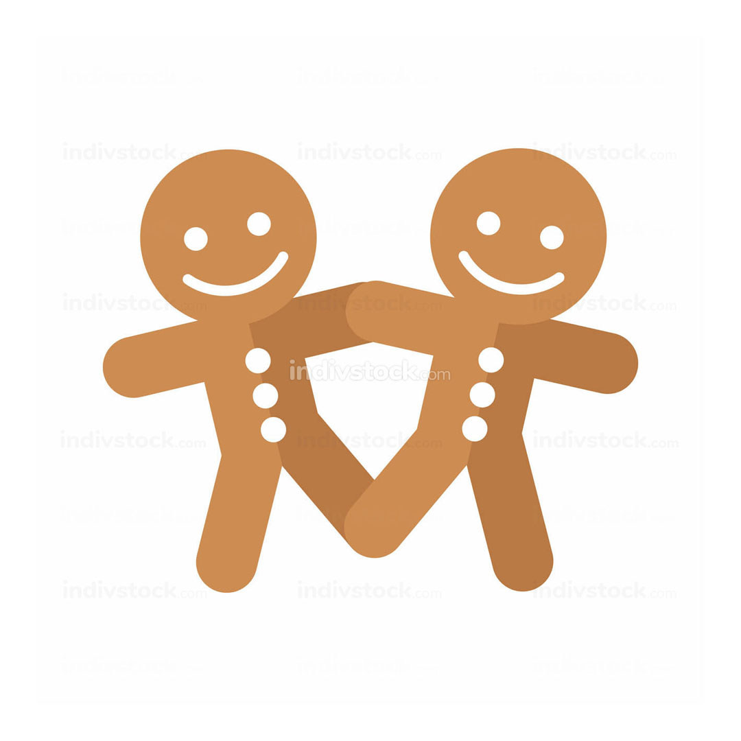 Gingerbread Cookies Friendship