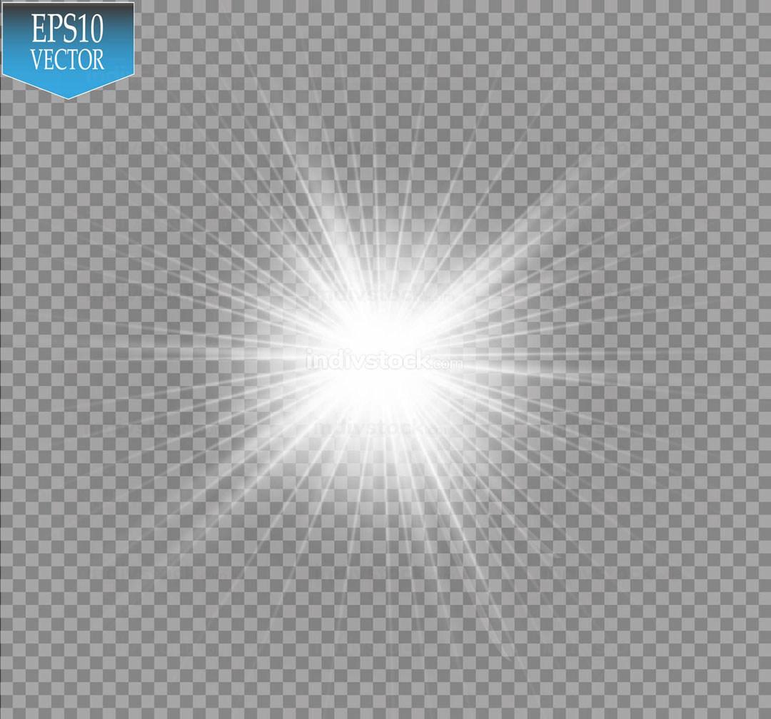 light effect vector