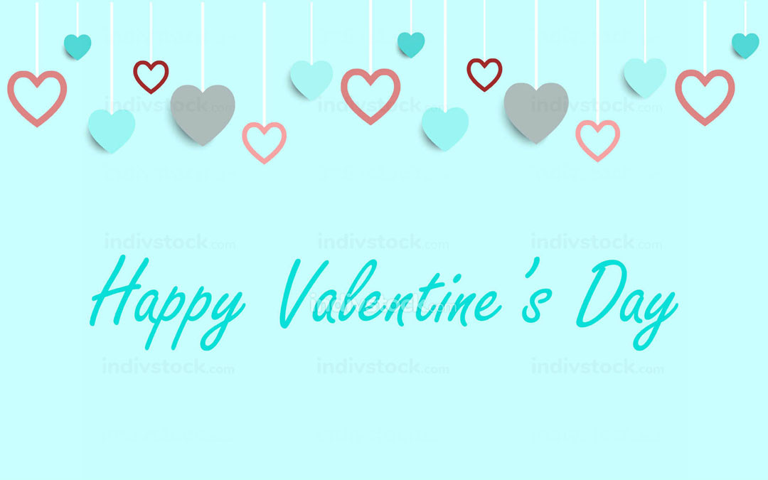 Valentines card ,vector background.