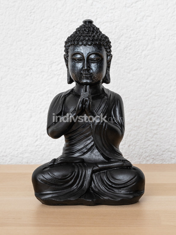 buddha statue sign for peace and wisdom